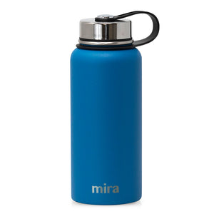 Mira Sierra Water Bottle - Hawaiian Blue