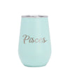 12 oz Wine Cup - Pisces
