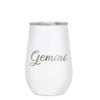 12 oz Wine Cup - Gemini