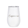 12 oz Wine Cup - Capricorn