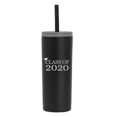 20 oz Voyager with Straw Lid - Class of 2020