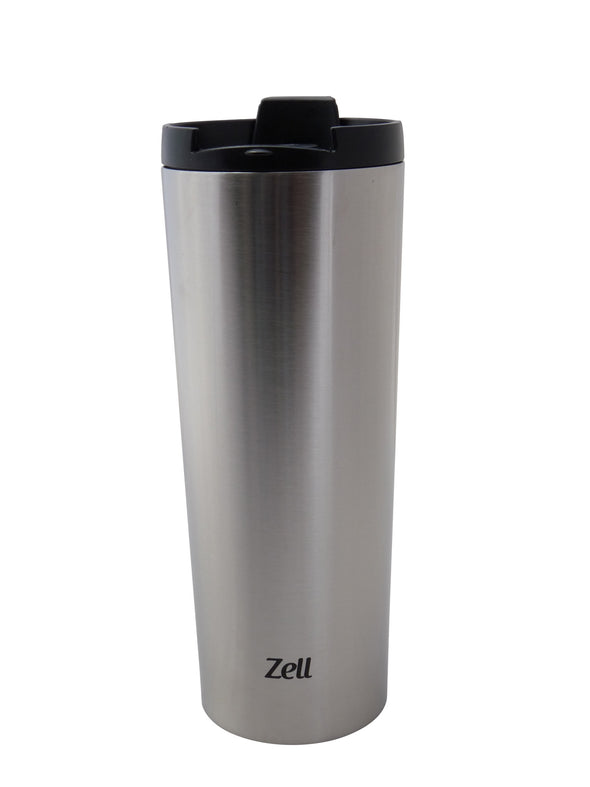 Zell French Press Travel Mug Plunger for 16 Oz French Press Coffee Mug