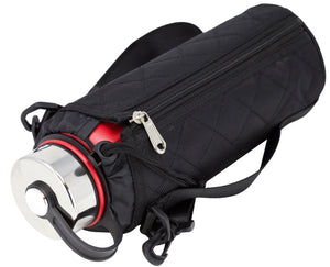 Water Bottle Carrier | Wide Mouth Bottles | Ballistic Nylon | 32 oz Sierra