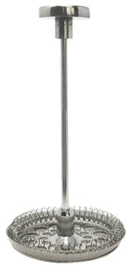 Replacement Stainless Steel Plunger for MIRA Stainless Steel French Press 12 oz (350 ml)