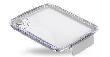 Replacement Lid for Zell Food Container with Divider