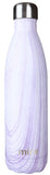 MIRA Cascade Water Bottle - 25 oz (750 ml) - Printed - Purple Granite
