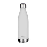 MIRA Cascade Water Bottle - 17 oz (500 ml) - Plain - Gray