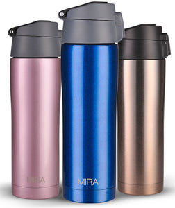 Replacement Lid - Mira Stainless Steel Insulated Travel Car Mug - 16 oz