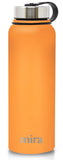 MIRA Sierra Water Bottle - 40 oz (1200 ml) - Pumpkin