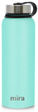 MIRA Sierra Water Bottle - 40 oz (1200 ml) - Teal