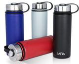 MIRA Sierra Water Bottle - 18 oz (550 ml) - Red