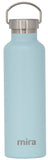 MIRA Alpine Water Bottle - 25 oz (750 ml) - Matte Pearl Blue