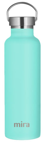 MIRA Alpine Water Bottle - 25 oz (750 ml) - Teal