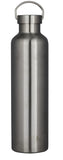 MIRA Alpine Water Bottle - 34 oz (1 Liter) - Steel