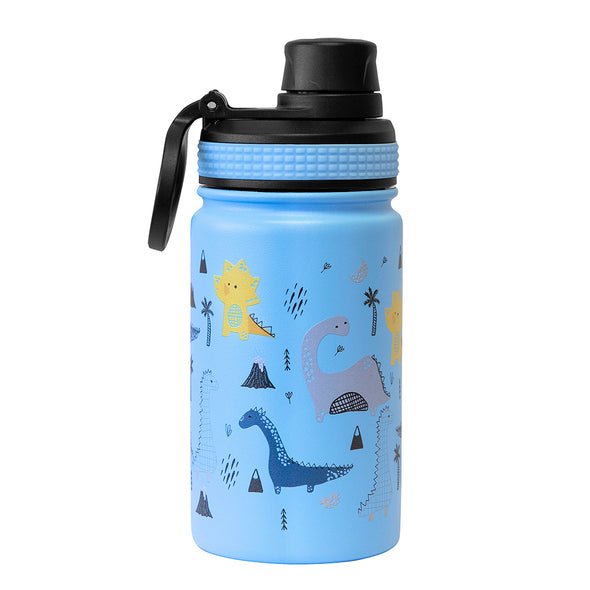 Mira Sierra Water Bottle | Spout Lid Cap - Dinosaurs