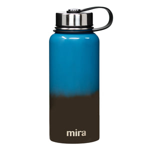 Mira Sierra Water Bottle - Blue Lava