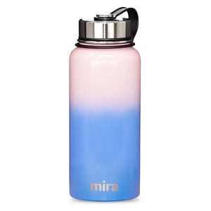 Mira Sierra Water Bottle - Cotton Candy