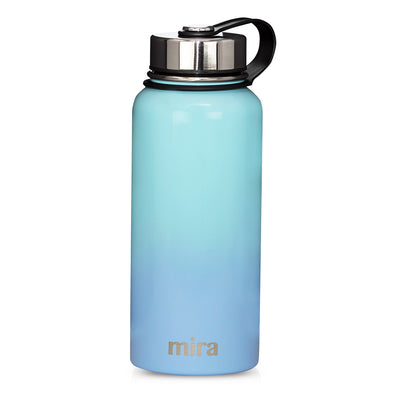 Mira Sierra Water Bottle - Salt Marsh