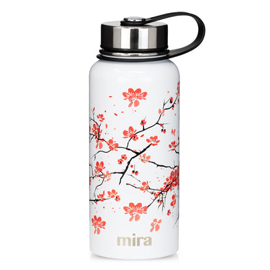 Mira Sierra Water Bottle - Cherry Blossom