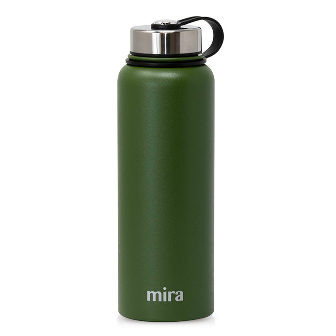 Mira Sierra Water Bottle - Olive