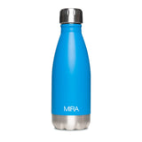 MIRA Cascade Water Bottle - 12 oz (350 ml) - Plain - Aqua Blue