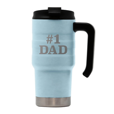 20 oz Handle Mug - Dad #1