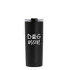 20 oz Voyager with Flip Lid - Dog Mom