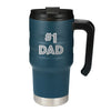 20 oz Handle Mug - #1 Dad