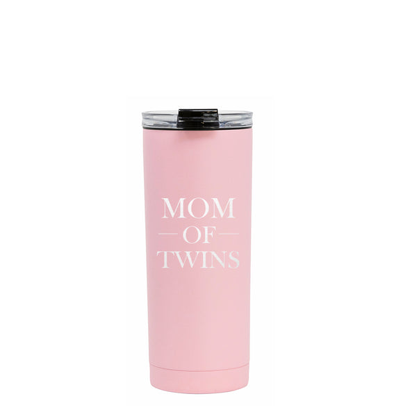 20 oz Voyager with Flip Lid - Twin Mom