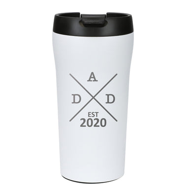 12/16 oz Quest Mug - Dad Est 2020