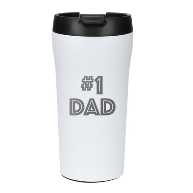 12/16 oz Quest Mug - #1 Dad
