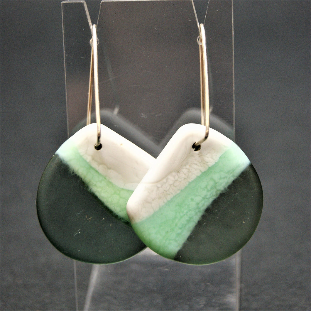 Landscape - drop earrings 1