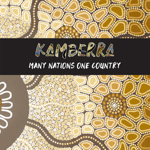 Kamberra: Many Nations One Country book