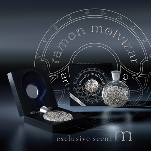 ART and SILVER and PERFUME EXCLUSIVE SCENT