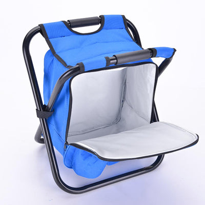 Backpacked Chair