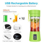 Mini Mixeur Portable USB Rechargable