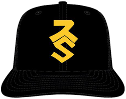 3D Emblem | Yellow on Black