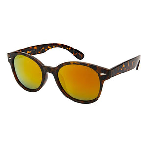 Lazarus - ZunnyDāz - New Classics - Tortoise Yellow Frames + Sunset Orange Lens