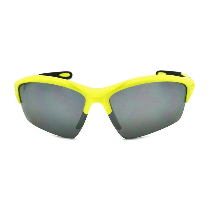 Mesi - ZunnyDāz - Active - Flourescent Yellow Frames + Black Lens