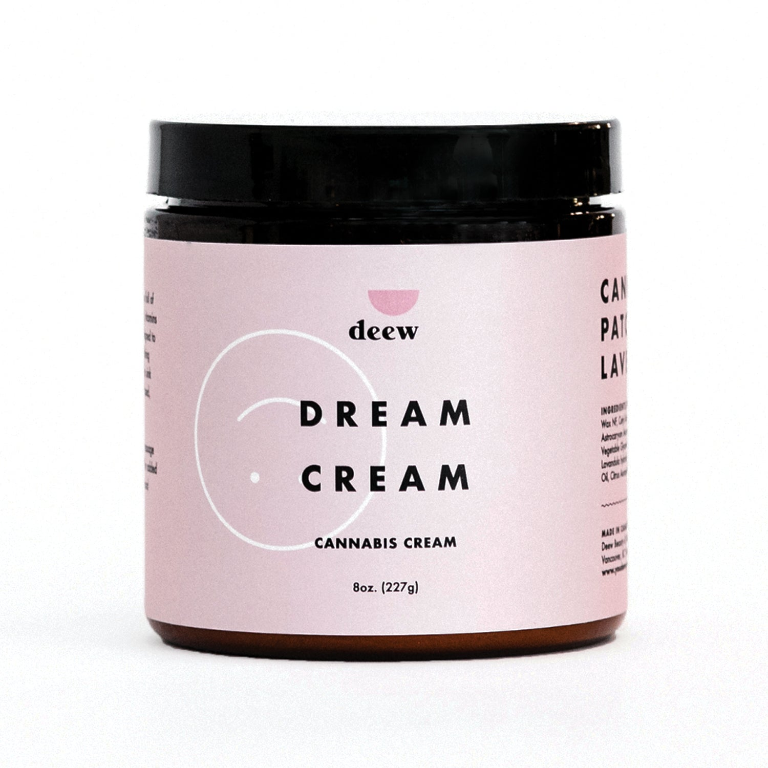 Dream Cream Sleep Set