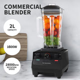 Techstar Heavy Duty Commercial Blender
