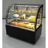 CAKE/BREAD SHOWCASE DISPLAY FRIDGE 1.2m