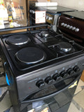 New Volcano 2 Electric 2gas Cooker With Oven And Grill