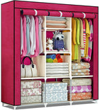 Quality Foldable Wooden Wardrobe