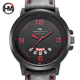 Men's Dual Calendar Sports Watch