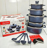 Dessini Granite Coating Cookware