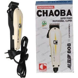 Chaoba Professional Hair Clipper - 250V - Off- White