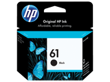 HP 61 Black Original Ink