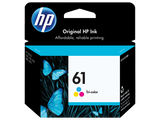 HP 61 Tri-color Original Ink