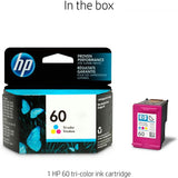 Hp Ink 60 Color
